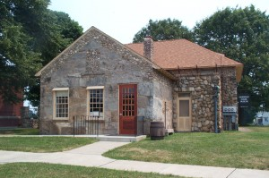 The Monument Museum House