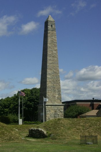 The Groton Monument
