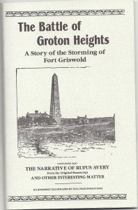 The Battle of Groton Heights book cover