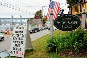 Groton History Day at the Avery Copp House on Septemebr 13, 2015.